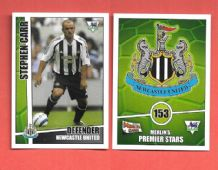 Newcastle United Stephen Carr 153 (MPS)